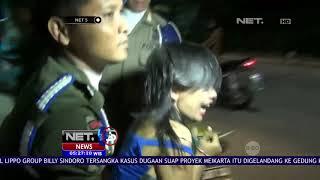 Petugas Berhasil Amankan 3 PSK, 2 Waria Dan 1 Pria Mucikari- NET 5