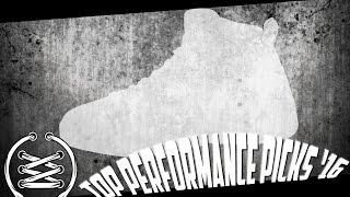 Top Performance Picks 2016