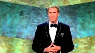 Will Ferrell Most Hilarious Speeches Ever HD