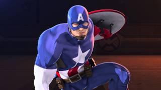 Iron Man & Captain America: Heroes United - Trailer