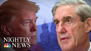 AG Nominee Says He'll Let Robert Mueller Finish Russia Investigation | NBC Nightly News