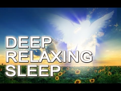 14 Hours Sleep Meditation Music Deep Sleep Insomnia Music Relaxing Angel Music Sleep