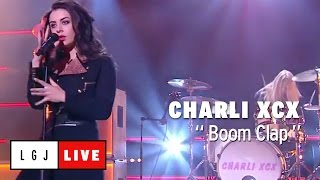 Charli XCX - Boom Clap - Live du Grand Journal