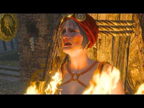 Xxx Mp4 Sad Story Of Felicia Cori Witcher 2 3 Geralt In Vergen Novigrad 3gp Sex