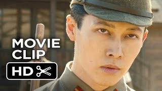 Unbroken Movie CLIP - The Bird (2014) - Jack O'Connell Movie HD