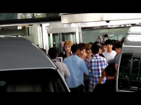 Xxx Mp4 Fancam EXO M At Suvarnabhumi Airport In THAILAND 3gp Sex