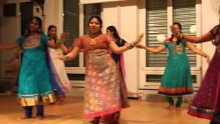 Deepavali2012 Radhai Manathil Dance 2