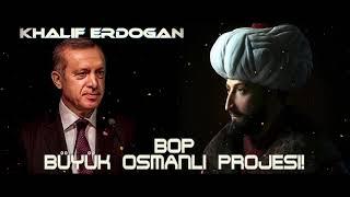 """BOP Büyük Osmanlı Projesi - Erdoğan Araplara: """"Senin ecdadın Neredeydi?"""""""