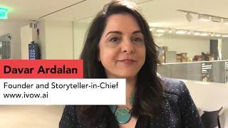 Davar Ardalan on Using AI to Shape News and Culture for Positive Impact