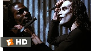 The Crow (3/12) Movie CLIP - Victims, Aren't We All? (1994) HD