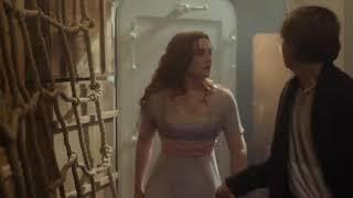 Titanic hot scene   jack rose kissing