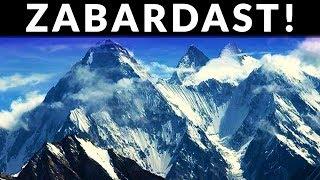 KARAKORAM As You Have NEVER SEEN BEFORE   K2K Pakistan