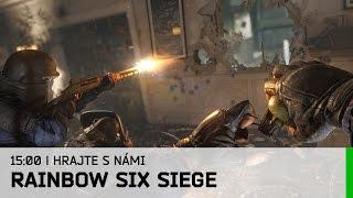 Hrej.cz Let's Play: Rainbow Six Siege [CZ]