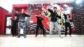 Gallan Goodiyan Choreography By Manwar Bisht@ Delhi Dancing