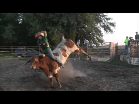 Practice Pen 8 25 13 Bull Riding
