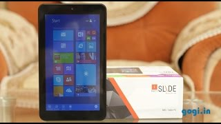 iBall Slide i701 tablet review - Running Windows 8.1 for Rs. 4999