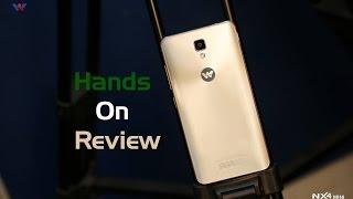 Walton Primo NX4 mini Hands on Review.