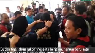 Video Pasangan Gay Pesta Seks di Kelapa Gading Jakarta