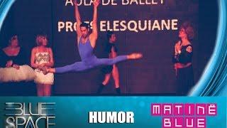 Matinê Blue Space Oficial -  Humor- 31.05.15