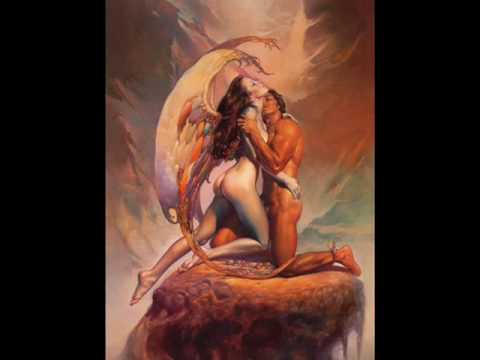 The Fantasy Art of Boris Vallejo