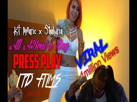 Xxx Mp4 Kt Marie X Shakyria ALL ABOUT A BAG OFFICIAL MUSIC VIDEO Dir By GwapDashooter 3gp Sex