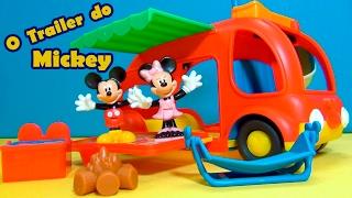 Trailer do Mickey Mouse e da Minnie Mouse - MICKEY MOUSE TRAILER -  Super Trailer !!