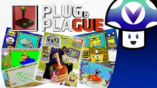 [Vinesauce] Vinny - Plug & Plague: Spongebob Squarepants Dilly Dabbler
