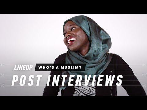 Xxx Mp4 Guess Who39s Muslim Post Interview Lineup Cut 3gp Sex