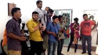 In Depth wedding workshop by Sanjoy Shubro