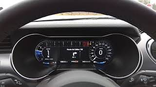 Ford Mustang 2018 - Drag Strip