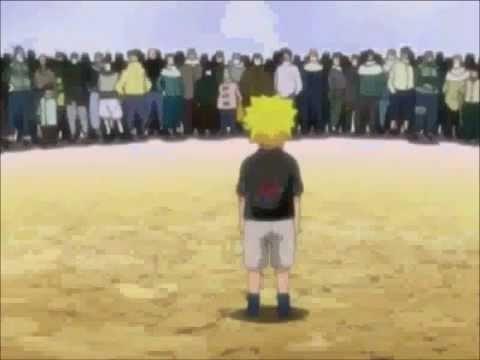 Gaara and Naruto Sadness and Sorrow