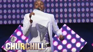 Chipukeezy In Meru (Churchill Show on The Road)