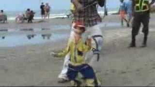 TITIRITERO PANAMEÑO o COLOMBIANO