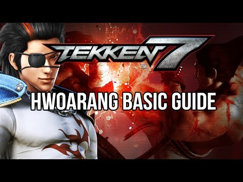 HWOARANG Basic Guide - TEKKEN 7 (Basic To Pro)