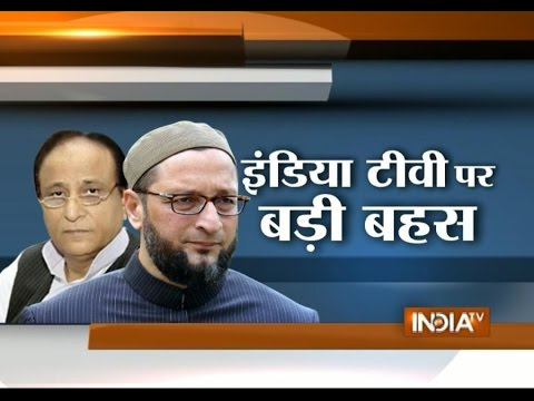 Watch India TV Agenda on Dadri Lynching over Beef Rumour India TV