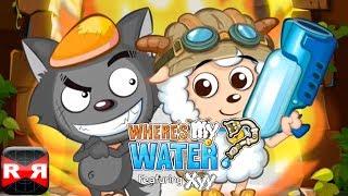 Where's My Water? Featuring XYY - iOS - iPad Mini Retina Gameplay