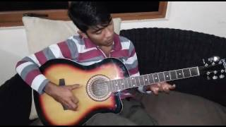 DDJL guitar solo