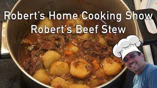 Cooking Beef Stew Recipe - Robert