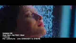 Sanam re Hindi movie song 2016