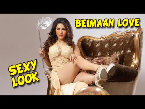 Sunny Leone's Sexy First Look in Beimaan Love