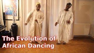 Evolution of Dancing