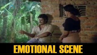 Mohanlal, Seema and Kaviyoor Ponnamma Emotional Scene ||  Karimpinpoovinakkare