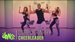 Cheerleader - Omi Ft Felix Jaehn - Coreograíia - FitDance