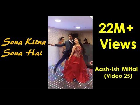 Xxx Mp4 Best Sagai Dance Sona Kitna Sona Hai Couple Aash Ish Mittal 3gp Sex