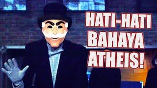 WASPADA! Inilah 10 Ciri-Ciri Atheis - #JawabanKalian 84
