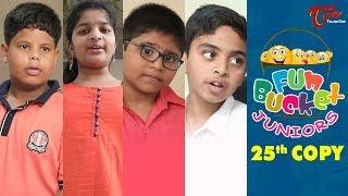 Fun Bucket JUNIORS | Silver Jubilee Episode 25 | Kids Funny Videos | Comedy Web Series