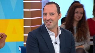 Tony Hale opens up about