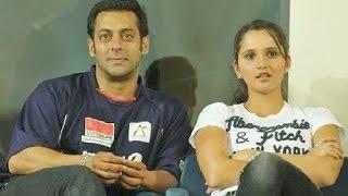 Sania Mirza Wants Salman Khan As Her Husband!