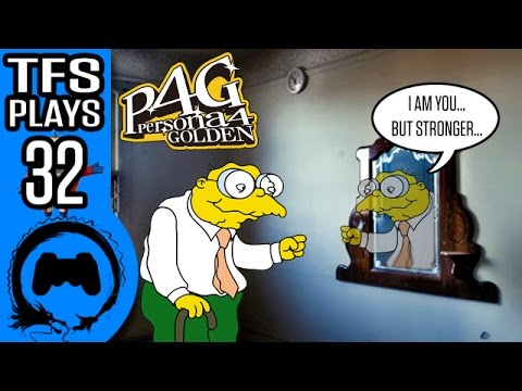 PERSONA 4 GOLDEN Part 32 TFS Plays TFS Gaming