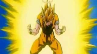 All of Goku's Super Saiyan Transformations Part [2/2]
